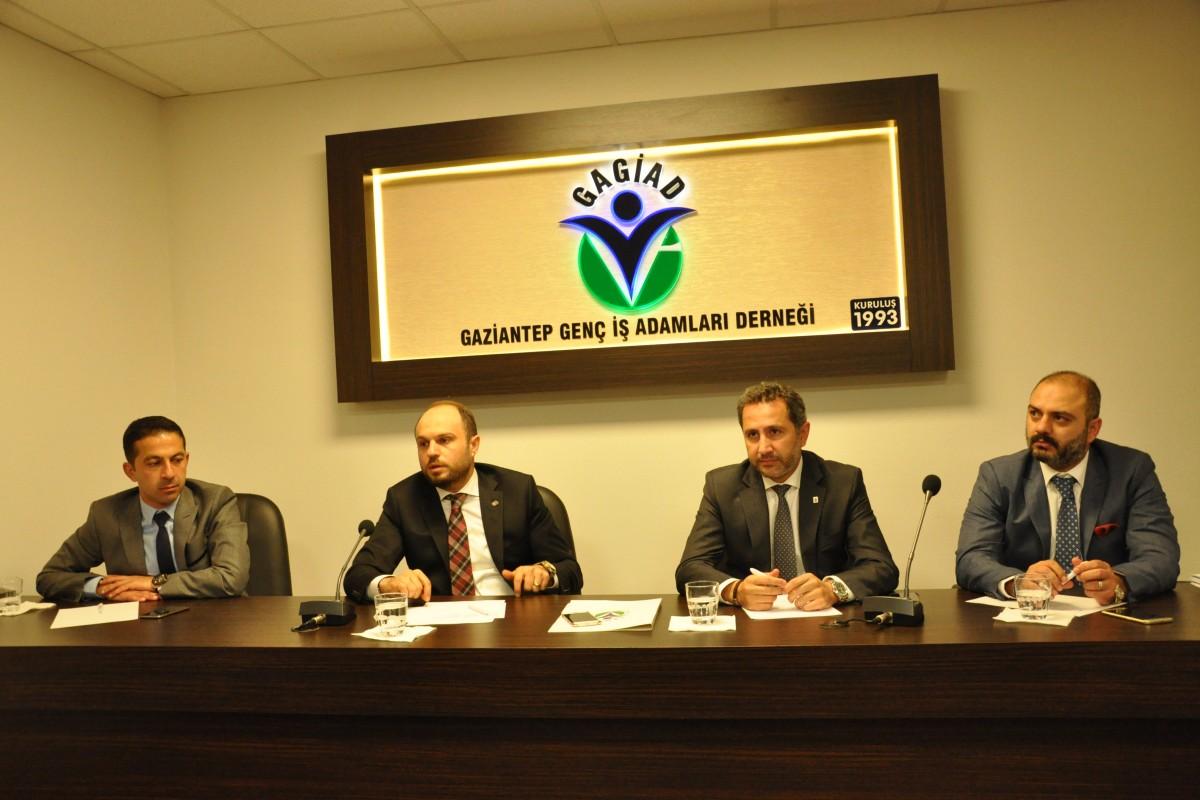 ÇALIŞMA GRUBU ÜYELERİMİZLE İSTİŞARE TOPLANTISI