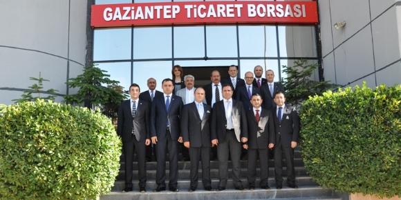 GAGİAD'DAN  GTB'YE ZİYARET